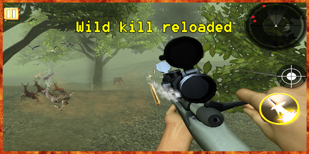 Deer Hunting Sniper Shooter- screenshot thumbnail