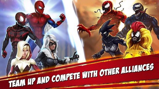 Game MARVEL Spider-Man Unlimited apk for kindle fire
