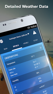 Weather by WeatherBug Screenshot