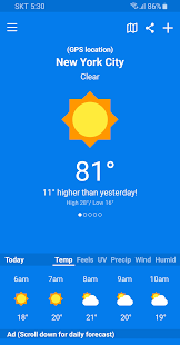 Weather AI - Accurate & Intuitive for pc