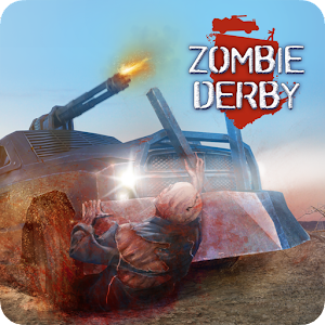 Cover art Zombie Derby