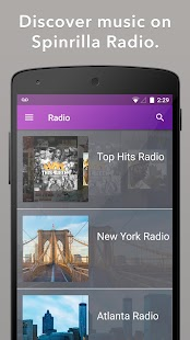 App Spinrilla APK for Windows Phone