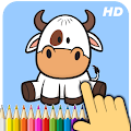 Game Animals coloring book APK for Kindle