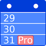 The Calendar Pro Icon