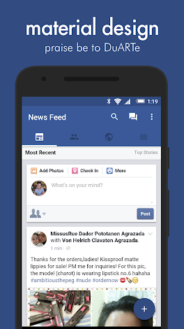 Swipe for Facebook Pro 6.1.4 APK
