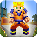 Craft Saiyan Hero Dargon Boy APK Descargar