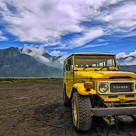 Bromo Adventure .... by Surya Forty-Six - Transportation Automobiles