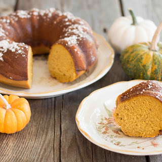 Pumpkin Spice Bundt Cake With Cake Mix Recipes