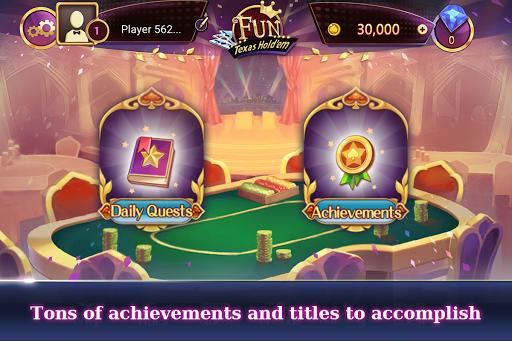 Fun Texas Holdem Poker - screenshot