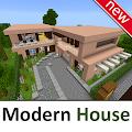 Modern House map for MCPE APK for Bluestacks