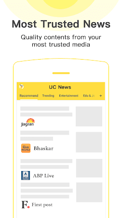 UC News - Trending News 1.3.9.883 screenshot 614993