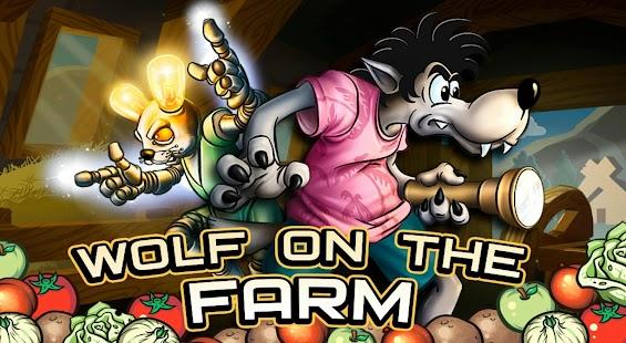 Wolf on the Farm 2