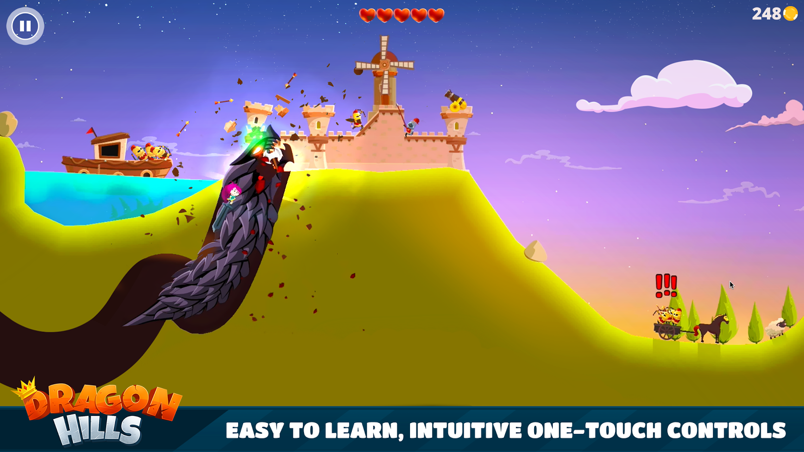 Dragon Hills Screenshot 1