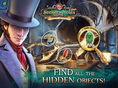 Seekers Notes APK for Bluestacks