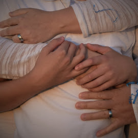 Family by Lorna Littrell - People Body Parts ( body parts, hands, family, people )
