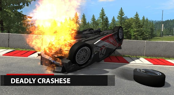Car Crash Destruction Engine Damage Simulator