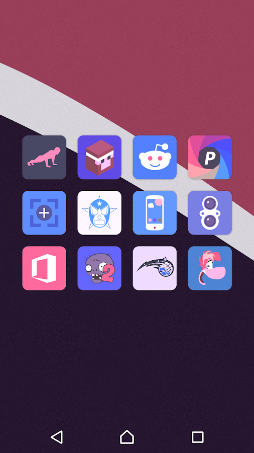 Teron - Icon Pack Screenshot 1