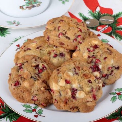 Cranberry Cashew Cookies