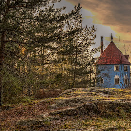 The tower by Bojan Bilas - City,  Street & Park  City Parks ( naantali, hdr, finland, moominworld )