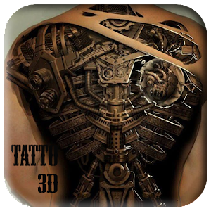 3d tattoo android apps on google play. Black Bedroom Furniture Sets. Home Design Ideas