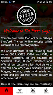 The Pizza Guys - screenshot