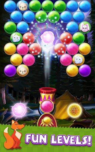 Bubble Camp Fun - screenshot