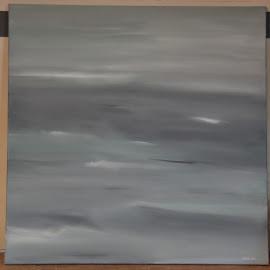 Dromen voorbij de dageraad by Kris Van den Bossche - Painting All Painting