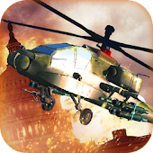 Download Android Game Army Gunship Battle Strike for Samsung