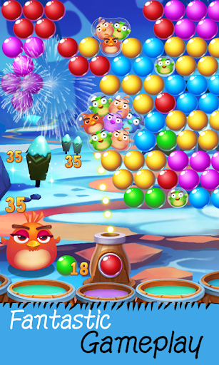 Bubble Shooter : Bird Rescue