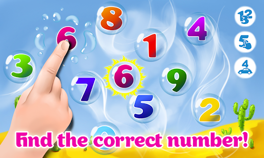 Learn Numbers for Toddlers - Kids Educational Game- screenshot