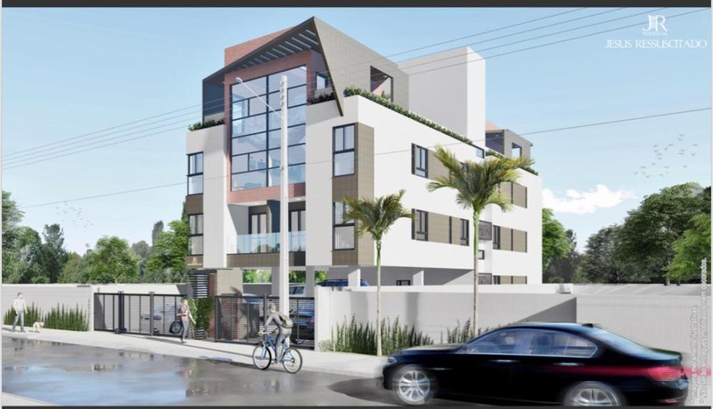Cobertura com 2 dormitórios à venda, 95 m² por R$ 276.800 - Altiplano - João Pessoa/PB