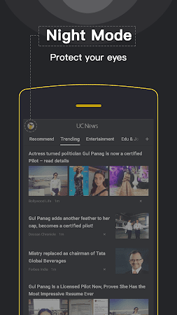 UC News - Trending News 1.3.9.883 screenshot 614994