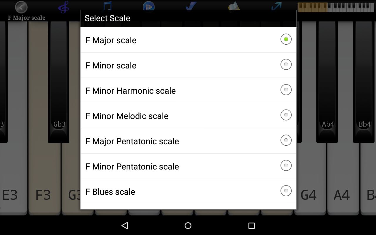 Piano Scales & Chords Pro Screenshot 13
