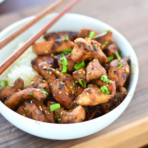 Homemade Teriyaki Chicken