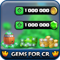 Free Gems For Clash Royale - Prank