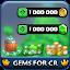 Free Gems For Clash Royale - Prank