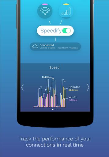 Speedify VPN - Unlimited Secure VPN screenshot 4