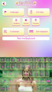 My Photo Keyboard with Emoji APK