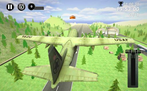 Army Car Plane Simulator 2017 - screenshot