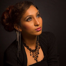 The Look by Ashish Bakshi - People Fashion ( portraiture, studio, fashion, people, portrait )