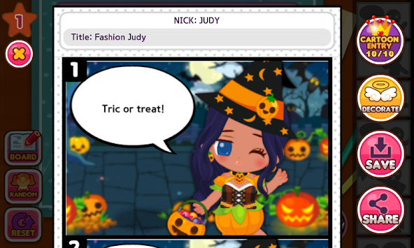 Fashion Judy Halloween Style Apk Free Casual Apps