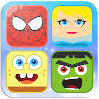 Memory Cartoon Game for Kids For PC (Windows And Mac)