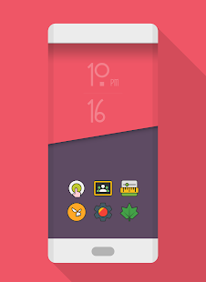 DARKMATTER - ICON PACK- screenshot thumbnail
