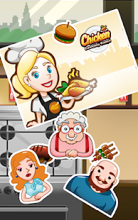 Chicken - Cooking Games - screenshot