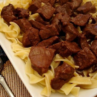 Beef And Noodles With Gravy Recipes