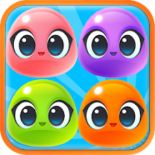 Jelly Crush free game for kids
