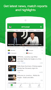 All Football - Live Score, Soccer News, Videos APK for Bluestacks