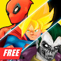 Superheroes 3 Fighting Games APK for Bluestacks