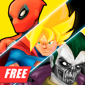 Game Superheros 3 Fighting Games APK for Windows Phone