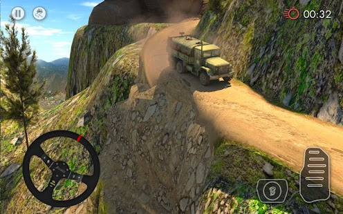 3 Army Truck Driver : Offroad App screenshot